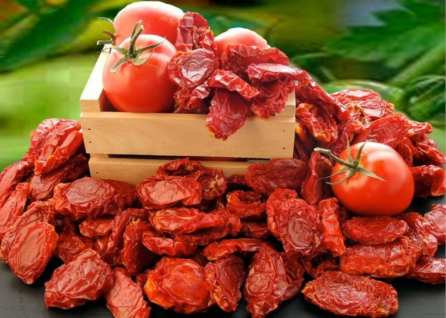 1sundried tomatoes