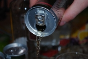 Could Energy Drinks Lead to Drug Use?