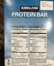 What's in a Healthier Protein Bar?