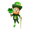 Happy St Patrick's Day: The Leprechaun