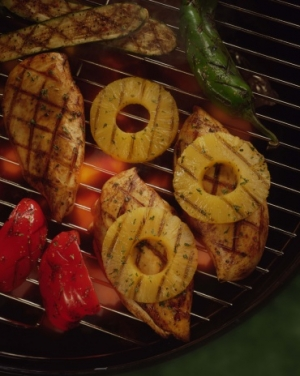 Fruits and Veggies to Grill This Summer