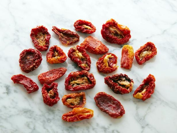 10 Sun Dried Tomatoes